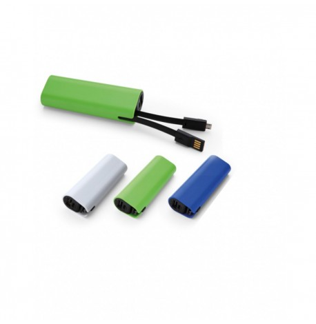 POWER BANK -POWER BANK IN ABS 2200 MAH